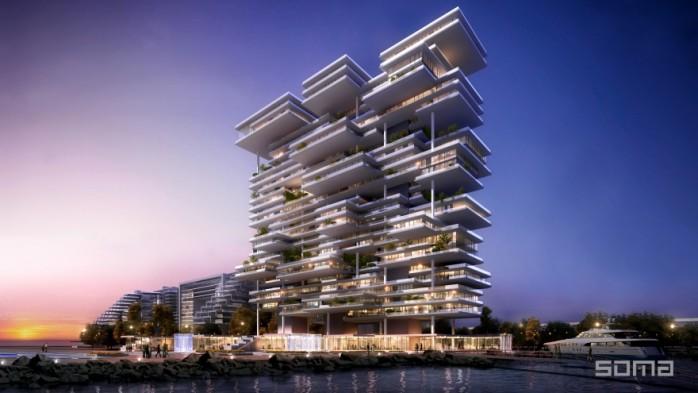 Inside Dubai S Most Expensive Amp Luxurious Penthouses