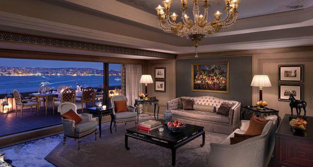 Istanbul S Shangri La Suite Among World S Super Luxury