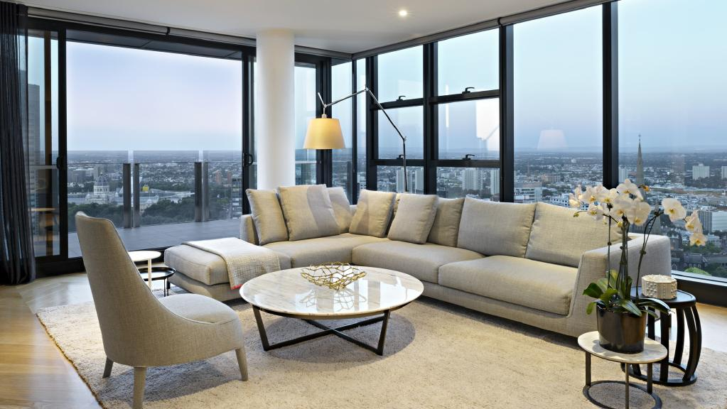 Inside The Sheraton Melbourne S New 7000 Penthouse Suite