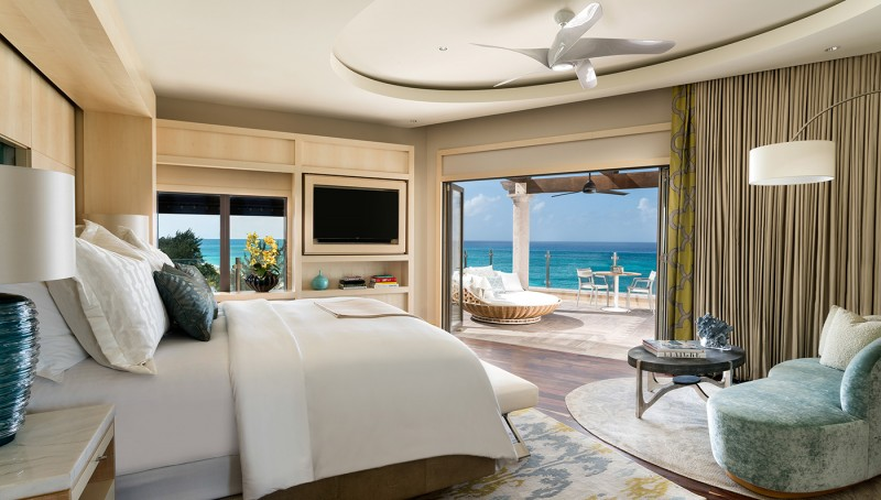 Largest Hotel Suite In The Caribbean 171 Majestic Penthouses