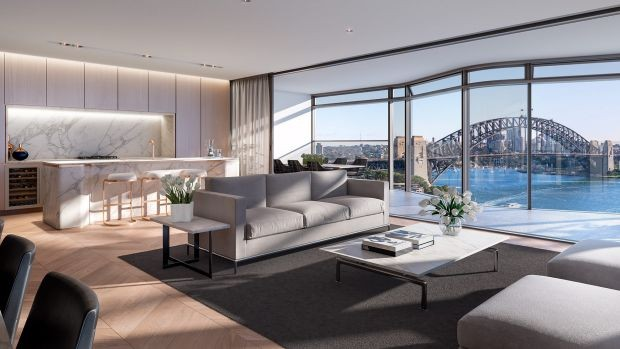Sydney Penthouse Designed By Tzannes Architects Breaks