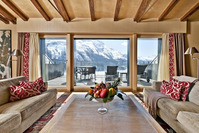 Carlton St Moritz Penthouse - Majestic Penthouses International