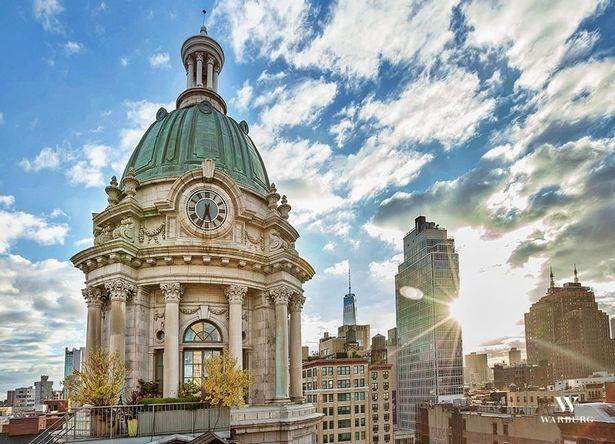 NYC Clocktower Penthouse - Majestic Penthouses International