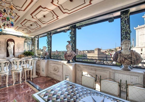 Rome March Newsletter - Majestic Penthouses International
